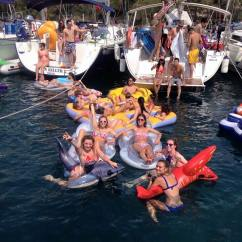 yacht week 9