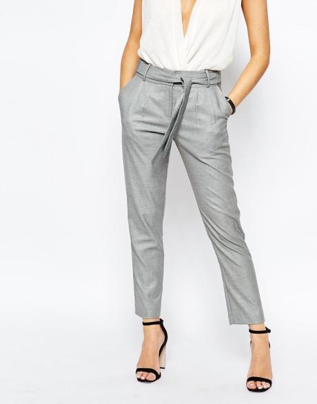 Belted Waist Trouser 2